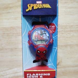 Spiderman Watch Kids